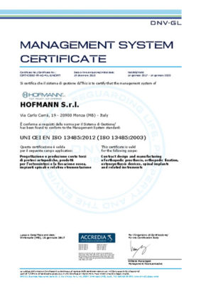 CERTIFICATO_-_HOFMANN_S.r.l._-_ISO13485_-_2017-01-17_1-31WRBIV_CC